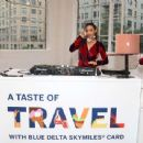 Shay Mitchell – Blue Delta SkyMiles Credit Card from AMEX launch event in NYC