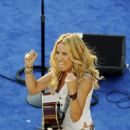 Sheryl Crow Performs At The 2008 Democratic National Convention, 2008-08-28