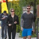 Ashley Greene Heading To Ahi Sushi In Studio City