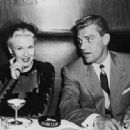 Greg Bautzer and Ginger Rogers - 454 x 333