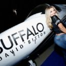 Emily Sears Buffalo David Bittons Jet At The Maxim Party In Phoenix