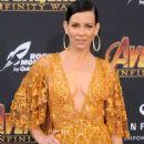 Evangeline Lilly – 'Avengers: Infinity War' Premiere in Los Angeles - 454 x 681