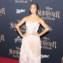 Misty Copeland – 'The Nutcracker And The Four Realms' Premiere in LA - 454 x 598