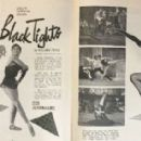 Black Tights - Movie News Magazine Pictorial [Singapore] (April 1961) - 454 x 284