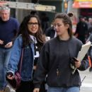 Gina Rodriguez on 'Someone Great' movie set in Soho - 454 x 559