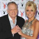 Hugh Hefner and Crystal Harris - 454 x 394