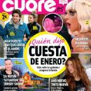 Lady Gaga - Cuore Magazine Cover [Spain] (8 January 2020)