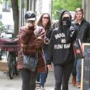 Vanessa Hudgens Out and About Nyc