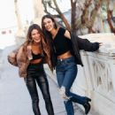 Victoria Justice and Madison Reed – Social Media Pics - 454 x 568