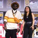 Salma Hayek – Marvel Panel at Comic Con San Diego 2019