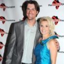 Heidi Strobel and Cole Hamels - 281 x 425