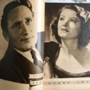Spencer Tracy and Myrna Loy - Modern Screen Magazine Pictorial [United States] (April 1938) - 454 x 340