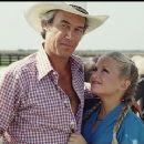 Charlene Tilton and Steve Kanaly