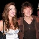 Richie Sambora and Yasmin Mitri