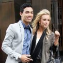 Roshon Fegan and Chelsie Hightower - 396 x 594