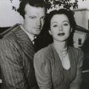 Hedy Lamarr and John Loder