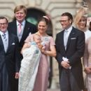 Victoria, Crown Princess of Sweden and Prince Daniel, Duke of Västergötland