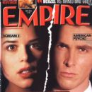 Christian Bale, Neve Campbell - Empire Magazine Cover [United Kingdom] (May 2000)