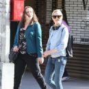 Jennifer Morrison out in Manhattan - 454 x 620