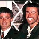 George Michael and Anselmo Feleppa