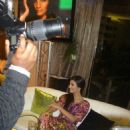 Tuba Buyukustun - a press conference in Casablanca 25-1-11