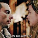Hannah Murray and Daniel Ben Zenou