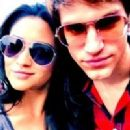 Shay Mitchell and Keegan Allen