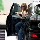 August 12, 2008: Isla Fisher At The Chateau Marmont In West Hollywood, California.