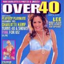 Charlotte Kemp - Over 40 Magazine Cover [United States] (January 2004)