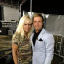 Leighanne & Brian Littrell