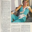 Heather Locklear - Slimmer's Aerobic Update Magazine Pictorial [United States] (November 1985)