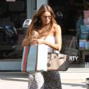 Sofia Vergara – Shopping at a baby clothing store in Beverly Hills