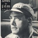 Burt Lancaster - Amis Du Film Et De La Télévision Magazine Cover [France] (October 1962)