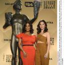 Olivia Munn – 24th Screen Actors Guild Awards Nominations in LA - 454 x 669