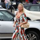 Christine McGuinness – Heads to The Style Lounge in Cheshire - 454 x 659