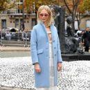 Poppy Delevingne – Miu Miu Fashion Show in Paris - 454 x 681