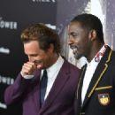 Idris Elba- July 31, 2017- 'The Dark Tower' New York Premiere - Arrivals - 454 x 329
