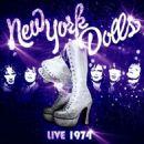 New York Dolls - Live 1974