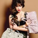 Sandrah Hellberg Guess Accessories Fall Winter 2011