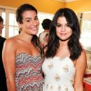 Selena Gomez with Lea at the  Jennifer Klein's 2014 Day Of Indulgence In Brentwood, California Ca August 10, 2014