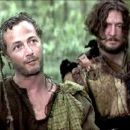 Jimmy Chisholm as Faudron and David O'Hara as Stephen, the Irish Fighter in Braveheart (1995)