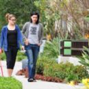 Nikki Reed - Los Angeles Candids, 24.04.2009.