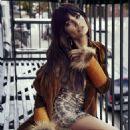Lily Aldridge S Moda November 2014