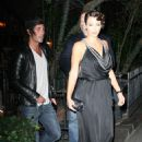 Kim Kardashian - Leaving The Waverly Inn After Eating Dinner, 2009-09-16