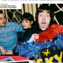 Matt Helders, Breana McDow and Miles Kane