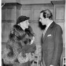 Werner Janssen and Ann Harding