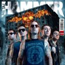 M. Shadows, Zacky Vengeance, Johnny Christ, Synyster Gates & Arin Ilejay