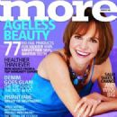 Sally Field - More Magazine Cover [United States] (February 2003)