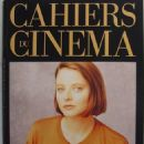 Jodie Foster - Cahiers du Cinéma Magazine Cover [France] (February 1992)