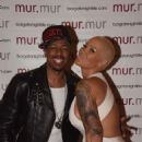 Amber Rose and Nick Cannon Party at Borgata Hotel Casino & Spa in Atlantic City, New Jersey - March 13, 2015 - 454 x 681